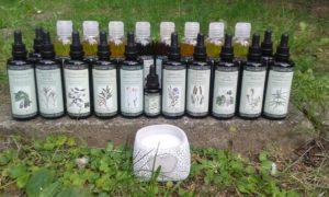rostlinné oleje, romaterapie, masáže brno